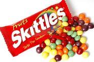 Spillin' The Skittles