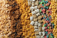 Mixed-cereal