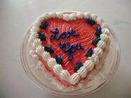 Hornick Birthday Cake