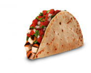 Taco Bell Fresco Chicken Soft Taco 337862