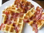Baconwaffles