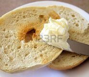 9341179-toasted-bagel-with-whipped-butter