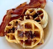 Baconwaffleyay