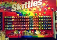Skittle Chart