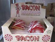 Bacon-Lollipop
