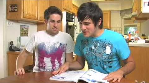 Smosh - *TRAILER* Food Battle 2008