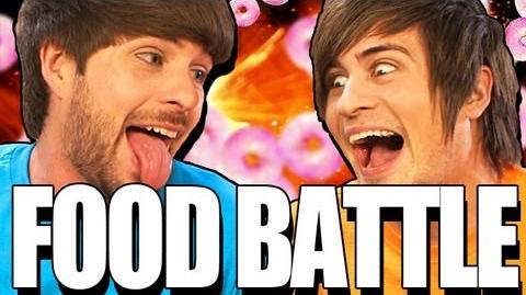FOOD BATTLE 2012!