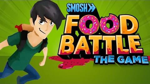 FOOD BATTLE THE GAME (TRAILER)