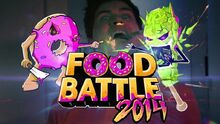 A 2014 food battle