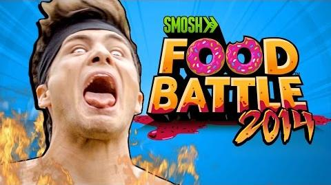 FOOD BATTLE 2014 TRAILER