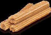 Cut churro