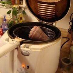 put it in the fryer!
