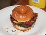 Krispykreme Burger
