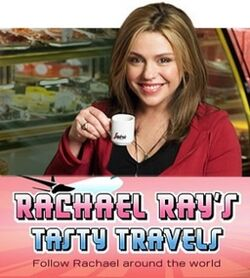 Rachael Rays Tasty Travels logo