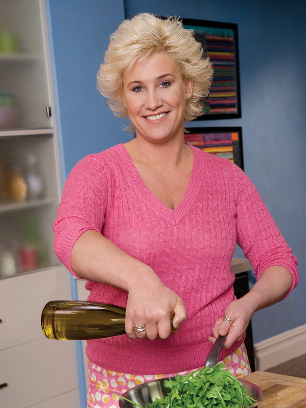 Anne Burrell Show On Food Network