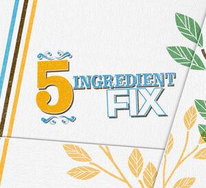 5 Ingredient Fix logo