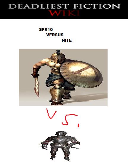Spartanvs.KnightCover