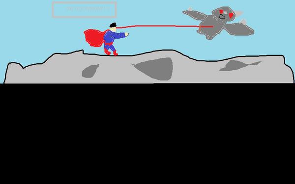 Injustice comic panel 8