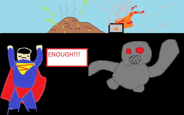 Injustice comic panel 14