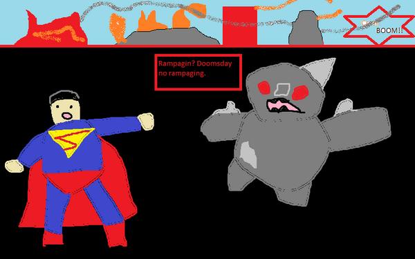 Injustice comic panel 10