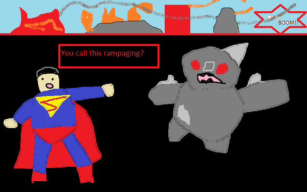 Injustice comic panel 11
