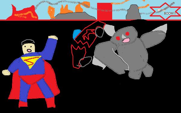 Injustice comic panel 13