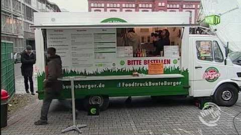 NRW Live Bunte Burger Köln mit Food-Truck
