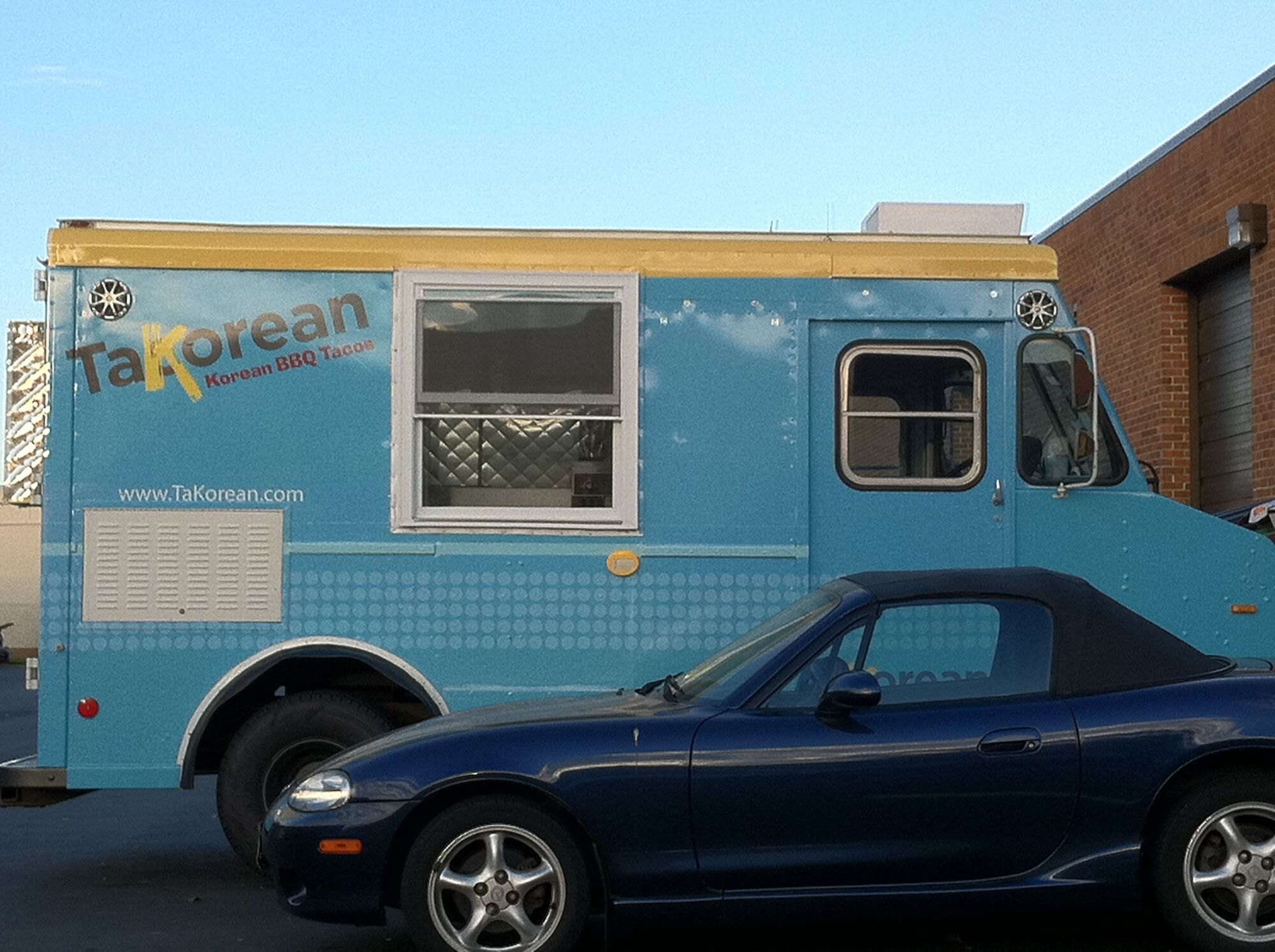 How To Start Your Own Food Truck California