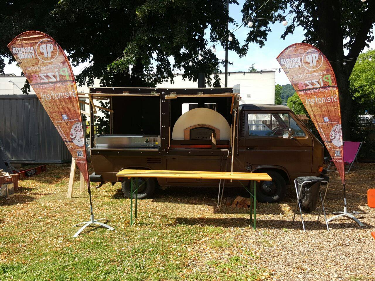 pizzaprinzip food truck wikia fandom powered by wikia. Black Bedroom Furniture Sets. Home Design Ideas