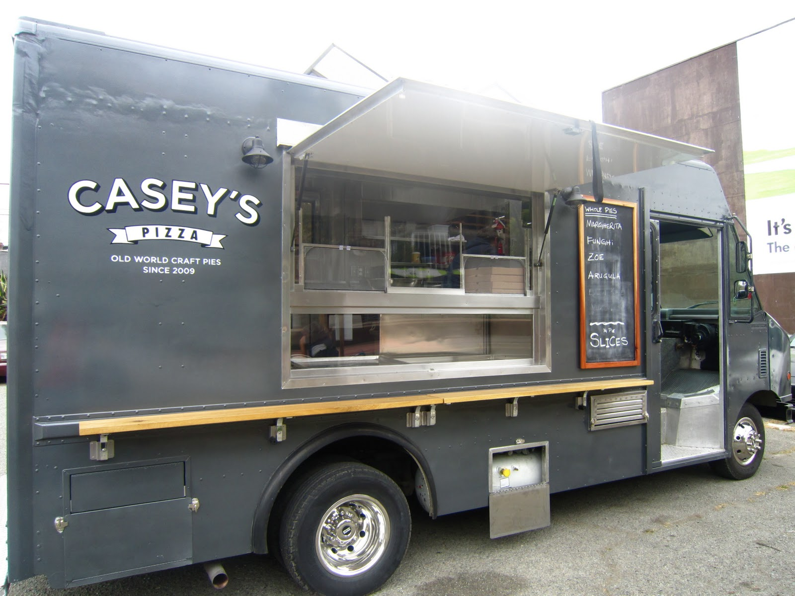 Casey S Pizza Food Truck Wiki Fandom Powered By Wikia