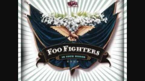 Foo Fighters - Friend Of A Friend