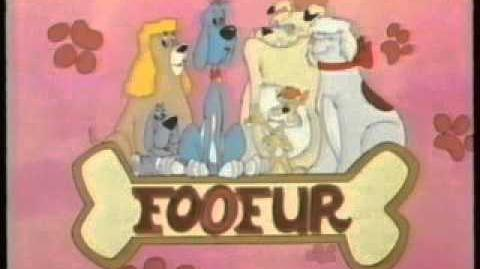 Opening & Closing To Foofur Legal Beagles VHS(1990)