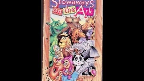 Trailers From Stowaways On The Ark 1990 VHS