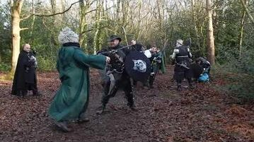 19 Vargr Returns! Norwich LARP Fools and Heroes