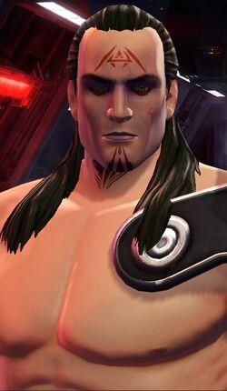 Maestus profile shot