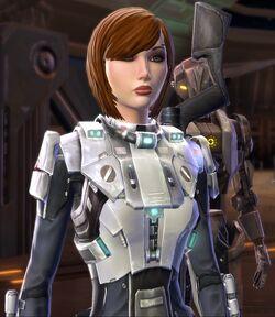 Tex new armor