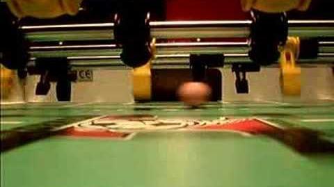 Foosball Wiki Tic-Tac Shot