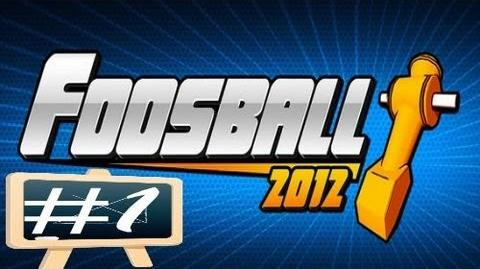 Foosball 2012 Me Vs Johannesburg