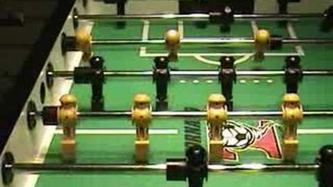 Foosball Wiki 5 Bar Passing