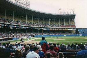 ClevelandMunicipalStadium1993Interior