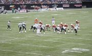 BC Lions vs. Saskatchewan Roughriders, October 1 2005-cropped