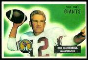 141 Bob Clatterbuck football card