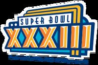 Super Bowl XXXIII svg