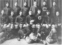 1911 Carlisle Indians FB team