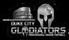 Duke City Gladiators CIF logo