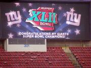 !Sb champs giants stadium