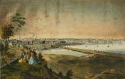 Providence, Rhode Island, 1858