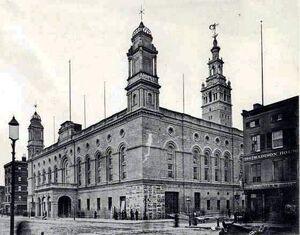 Madison Square Garden 1890-2