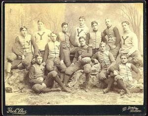 1892 Yale Bulldogs
