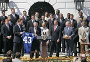 Bush Congratulates 2006 Colts